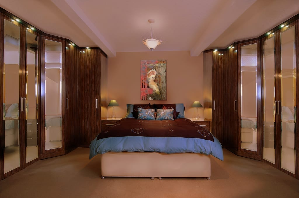 Cordoba Fitted Bedroom 1000
