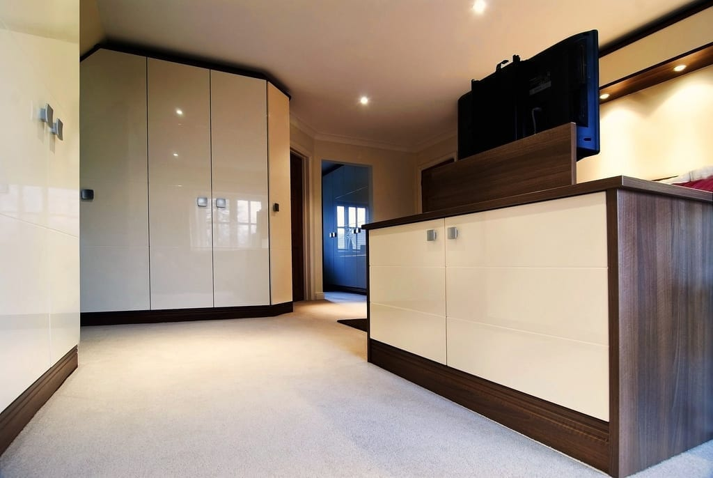 Contemporary Fitted Bedroom Furniture Fine Bespoke Fitted Furniture