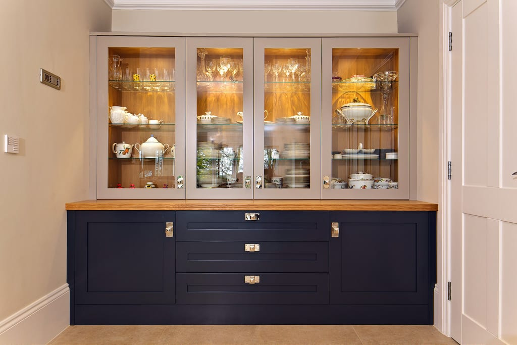 Dining Fitted Cupboard 1000