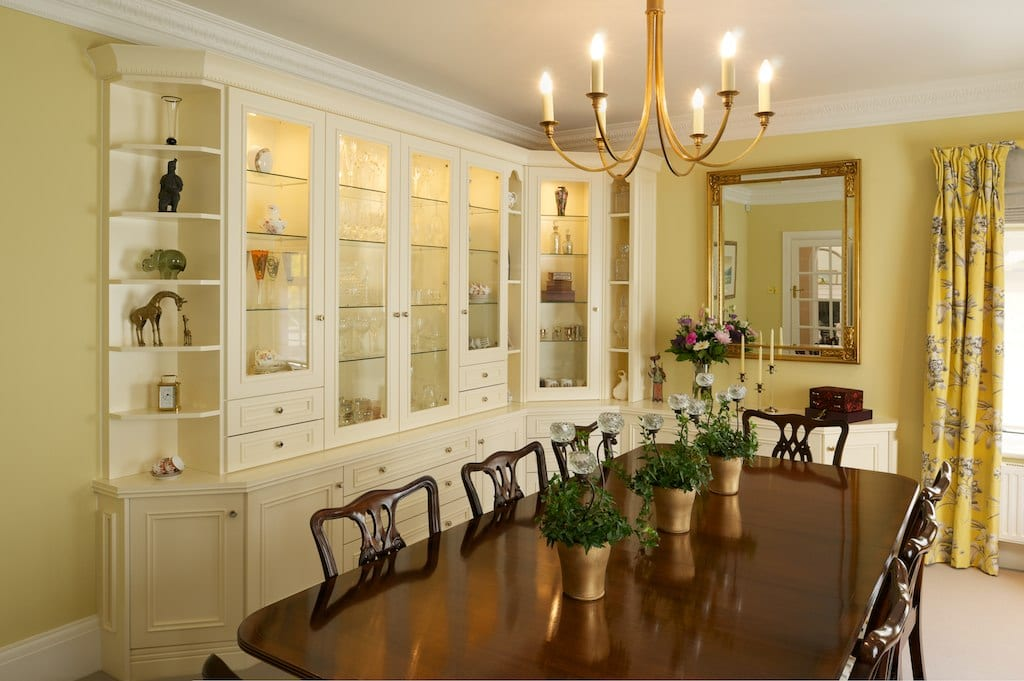 Bespoke Dining Rooms And Kitchen Diners Moor Park Interiors