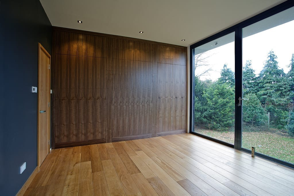 Fitted Oak Wardrobe 1000