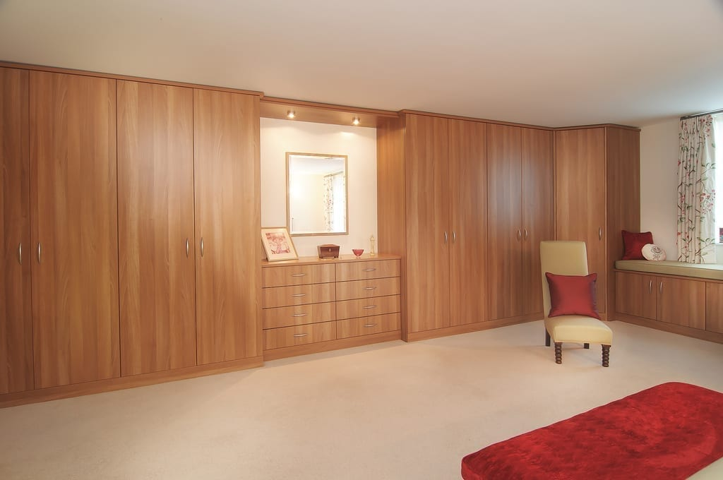 Bespoke Classic Fitted Bedroom Furniture