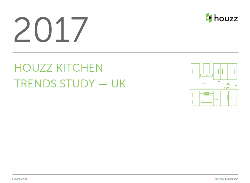 houzz kitchen trends report